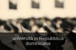 Università in Repubblica dominicana