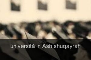 Università in Ash shuqayrah
